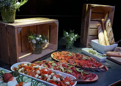 buffet eten food lekker excellenz quality catering limianz piaggio