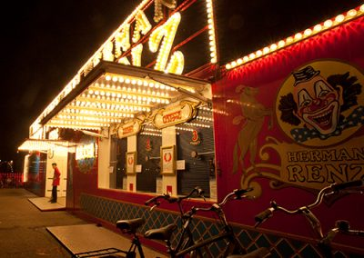ExcellenZ Quality Catering op locatie extern circustent circus renz