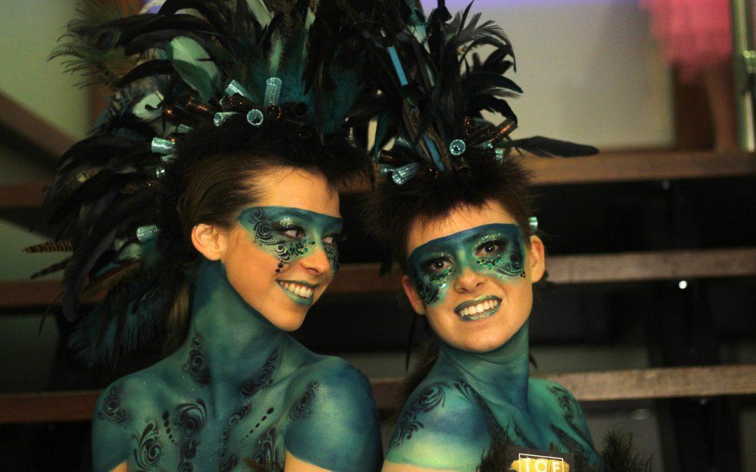 Maak indruk op jouw event met deze showgirls (zie video!)